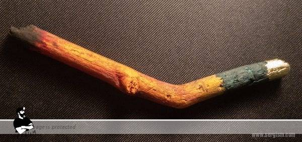 Wounded Stick 01